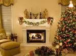 Декорации для новогодних праздников