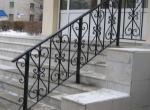 Декоративные ограждения лестниц