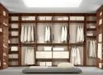 Как разработать дизайн гардеробной комнаты