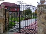 Ворота для частных домов