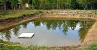 Высокий уровень грунтовых вод