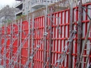 Аренда опалубки для строительного процесса