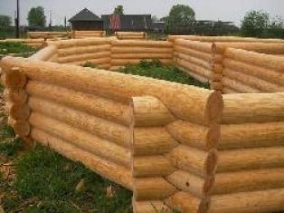 Как определить возраст сруба деревянного дома.