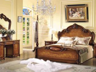Классическая мебель, мебель из массива дерева