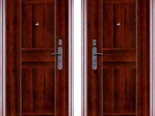 Покупка железной двери