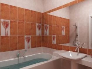 Ремонт в ванной комнате
