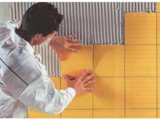 Самостоятельный ремонт: укладка плитки