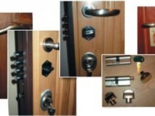 Выбор дверного замка
