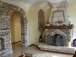 Декоративный камень для облицовки стен