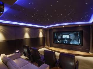 Домашний кинотеатр высокого класса