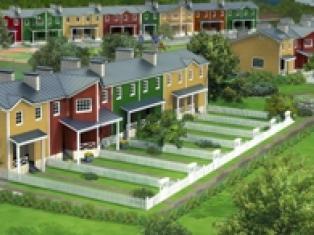 Таун-хаусы – новое веяние на рынке недвижимости