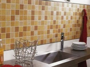 Выбираем плитку для кухни